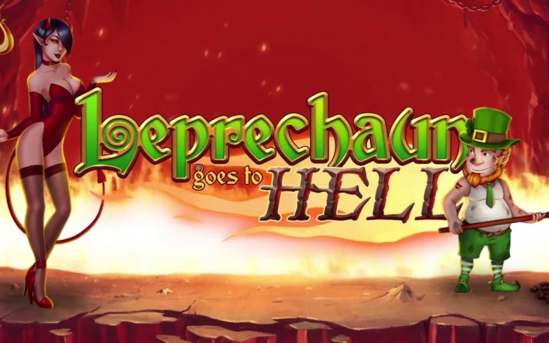 Leprechaun goes to Hell